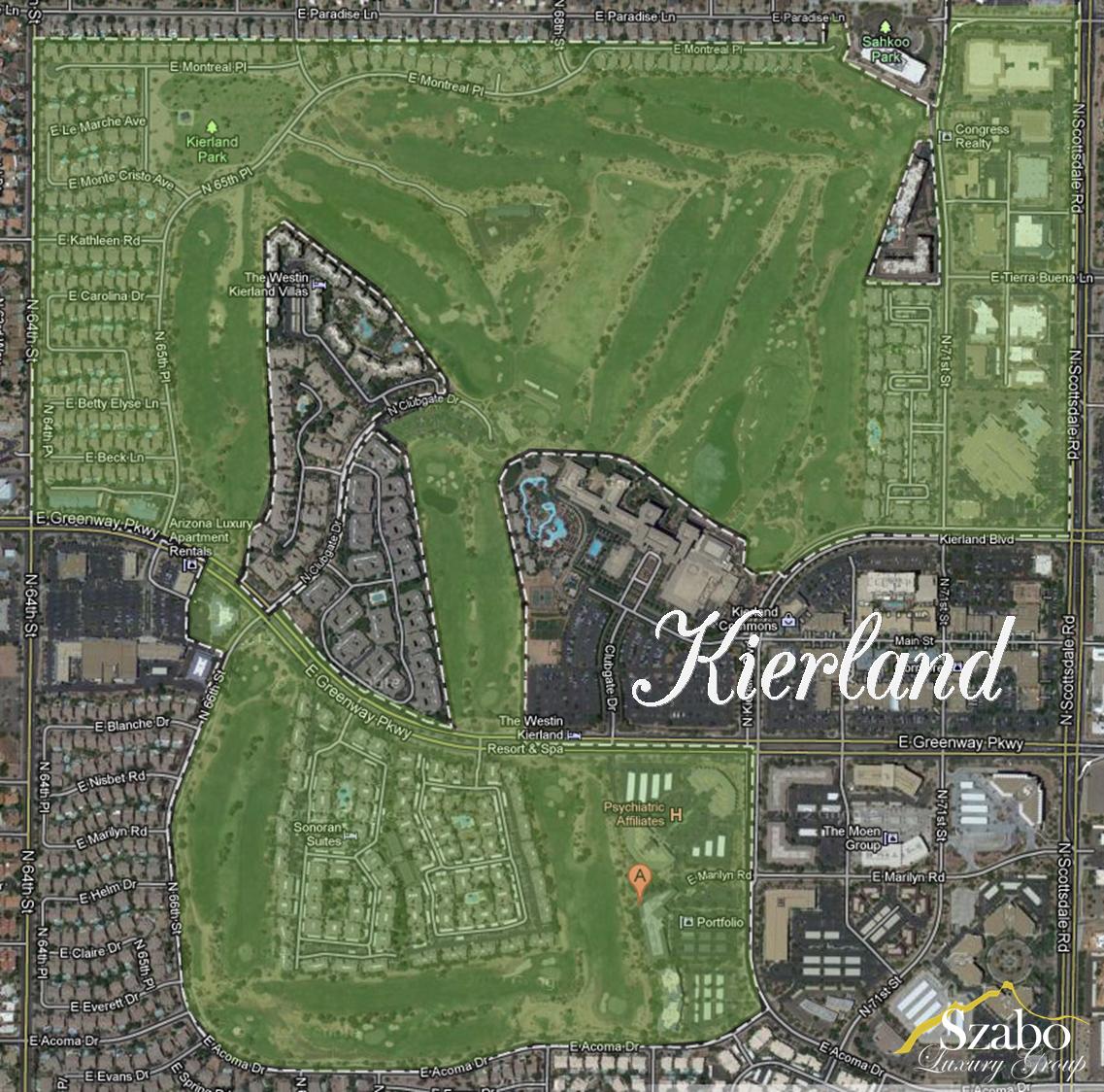 Kierland Scottsdale Real Estate Team Arizona Luxury Homes