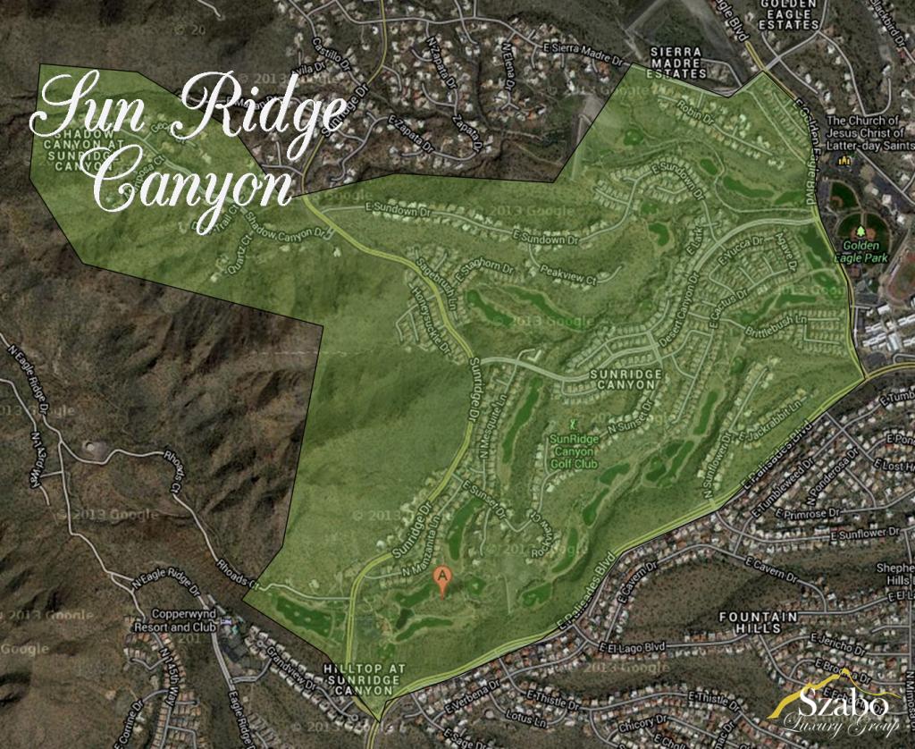 Sun Ridge Canyon