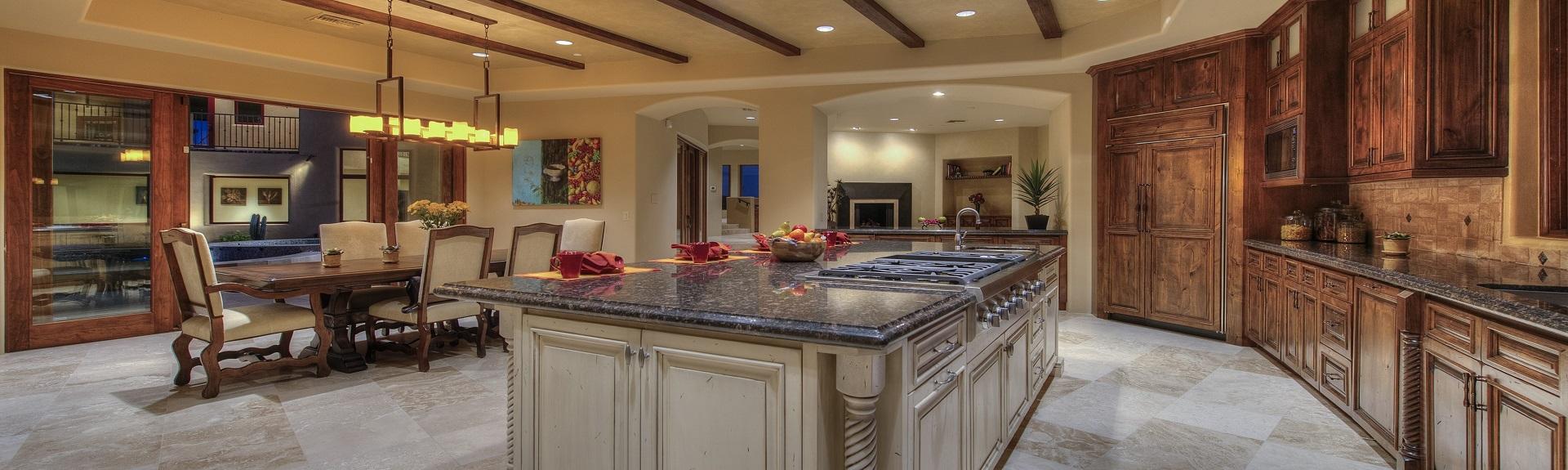 Scottsdale real estate luxurious kitchen